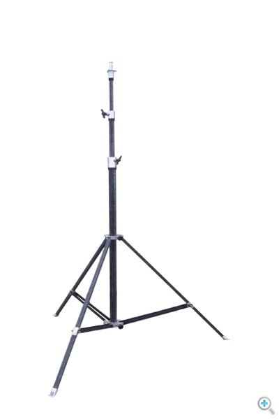 Powermoon teleskopstativ 3,1m